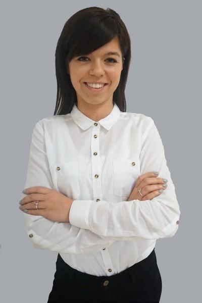 Joanna Dyś młodszy specjalista ds. sprzedaży