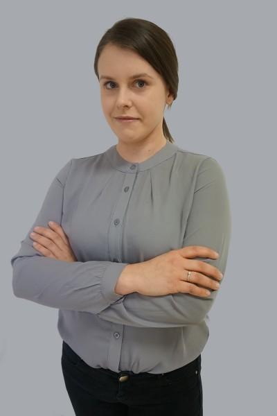 Marta Nowińska młodszy specjalista ds. sprzedaży
