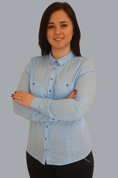 Weronika Garlin specjalista ds. sprzedaży