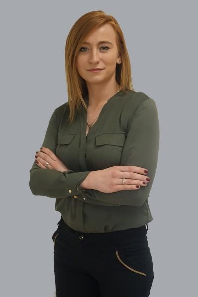 Barbara Rutkowska-Bąk kierownik ds. adm.-biurowych