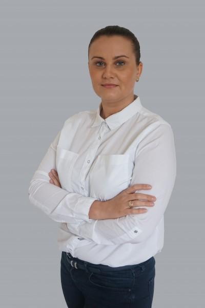 Paulina Kubocz starszy inspektor ds. bhp