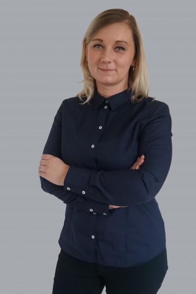 Agnieszka Ziob młodszy specjalista ds. sprzedaży